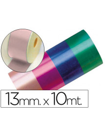 Cinta fantasia 10 mt x 13 mm