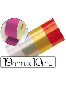Cinta fantasia 10 mt x 19 mm
