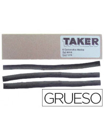 Carboncillo taker grueso 801/3