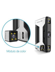 Pack color shining 3d einscan