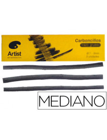 Carboncillo artist medianos
