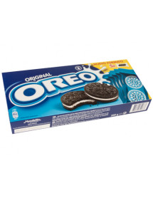 Galleta oreo original paquete