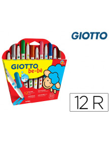 Rotulador giotto super bebe