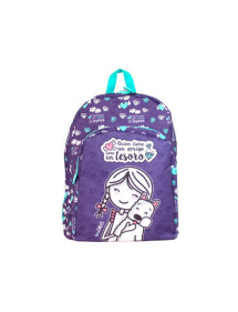 Cartera escolar love&child