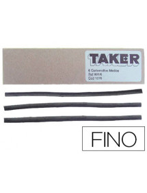 Carboncillo taker fino 801/10