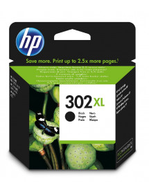 HP  OfficeJet 3636/3830/3832/DeskJet 1110 All-in-One Nº302XL Cartucho Negro