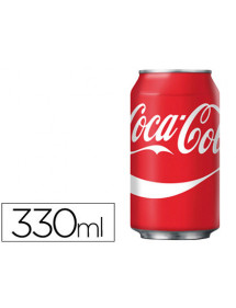 Refresco coca-cola lata 330ml