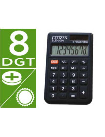 Calculadora citizen bolsillo