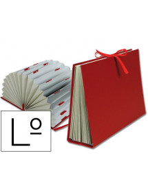 Carpeta fuelle liderpapel